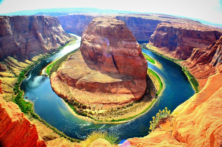 "'Horseshoe bend"" in Page, Arizona - Imgur"