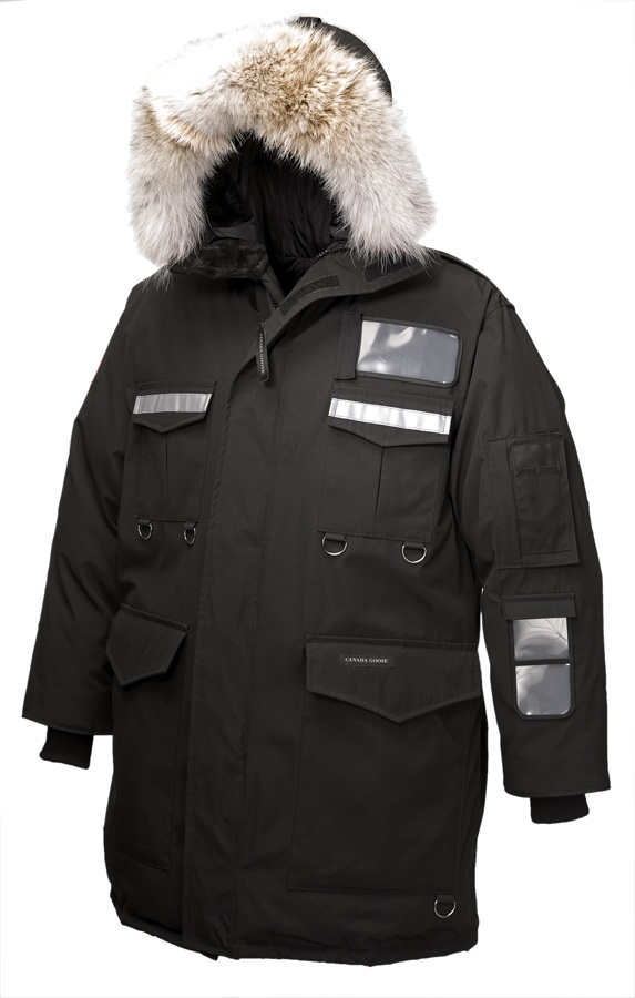 how are Canada Goose' jackets made