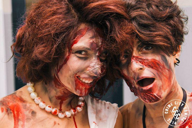 Dead On The Dancefloor - Zombie Walk alla festa del sabato sera con spettacoli e DJ set