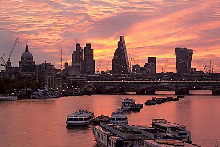 Londres, Pont de Waterloo Bridge