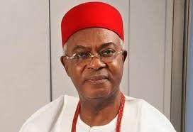The Chairman of Anambra State Traditional Rulers Council and the Obi of Onitsha Igwe Alfred Nnaemeka Achebe has cautioned the Indigenous People of Biafra IPOB over its statement on No referendum No election in Anambra state saying that no one has the right to stop the slated November 18 gubernatorial election in Anambra state.   Achebe who said this when he hosted the State leadership of Ohanaeze Ndigbo drove by Chief Damian Okeke-Ogene on Wednesday asked Anambra individuals to turn out on…