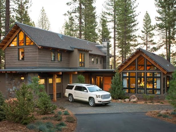 Awesome Rustic Mountain Homes Design ~ Http://lovelybuilding.com/good