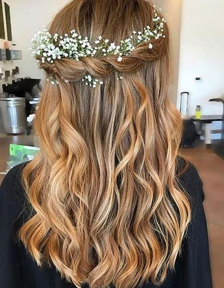 bridal updo idea