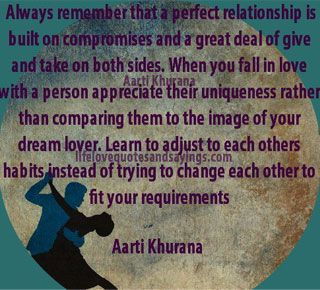 relationship and compromise quotes