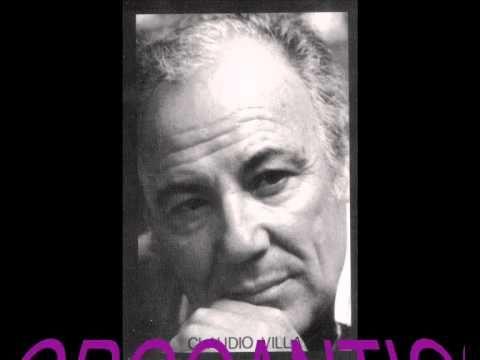 """CLAUDIO VILLA - """"MAMMA"""".  Claudio Villa è stato un cantante e attore cinematografico italiano.  Occasionalmente fu anche autore, con 35 canzoni depositate a suo nome. Nell'arco della sua carriera ha venduto 45 milioni di dischi in tutto il mondo.  Per il temperamento fiero fu soprannominato Il reuccio durante una puntata dello spettacolo Rosso e nero, condotta da Corrado."""