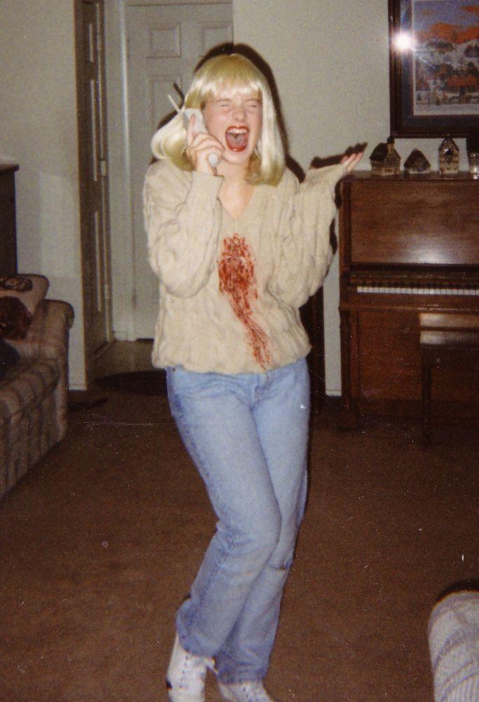 Casey Becker (Drew Barrymore) from Scream