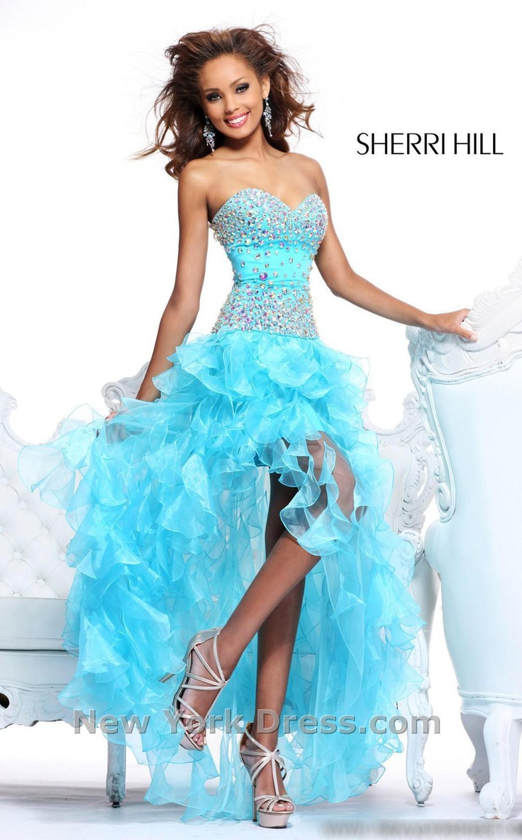 63 best Sherrie hill dresses images on Pinterest | Formal prom ...