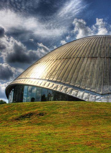 Bochum - Carl Zeiss Planetarium 05