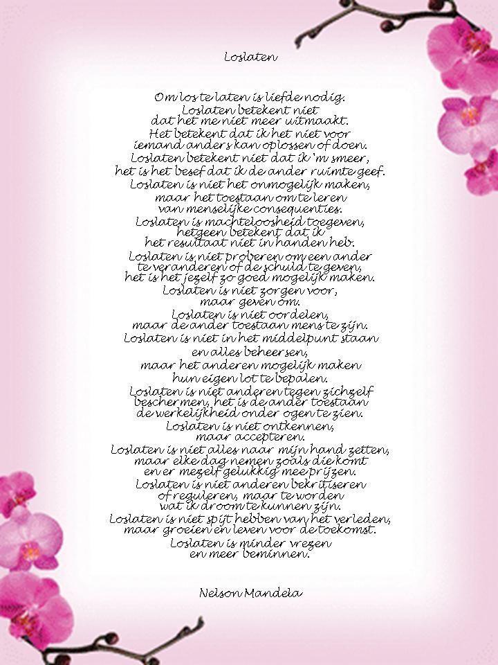 Gedicht Over 40 Jaar