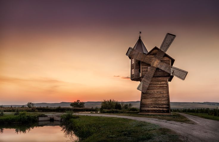 The windmill by Maratti Z on 500px