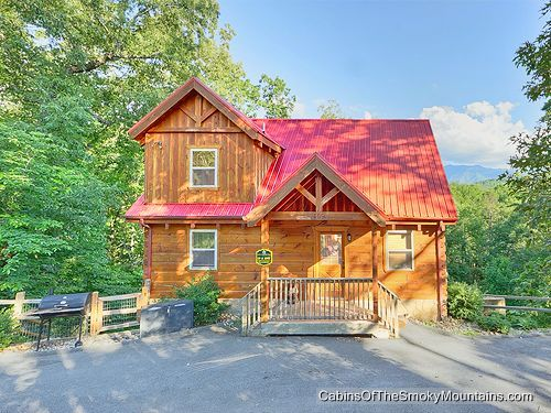 24 best 3-bedroom cabins in Gatlinburg images on Pinterest ...