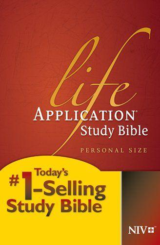 Life Application Study Bible NIV, Personal Size - http://www.darrenblogs.com/2016/12/life-application-study-bible-niv-personal-size/