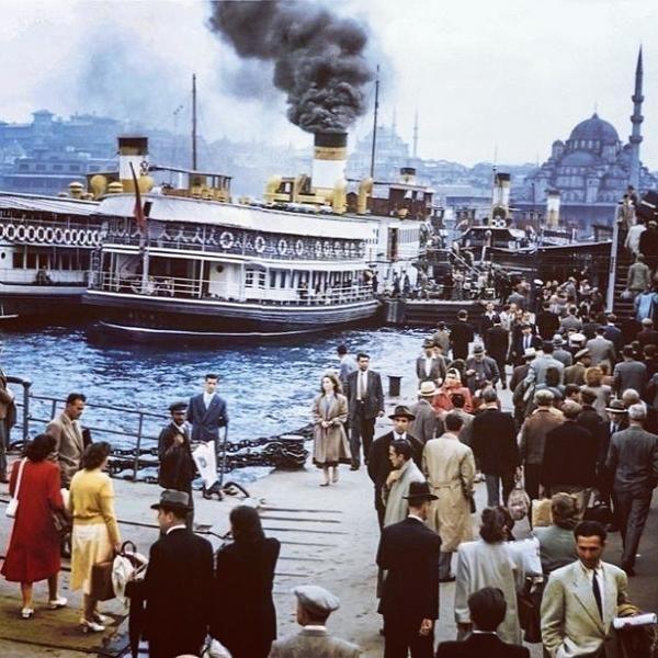 1950 Karaköy-Istanbul