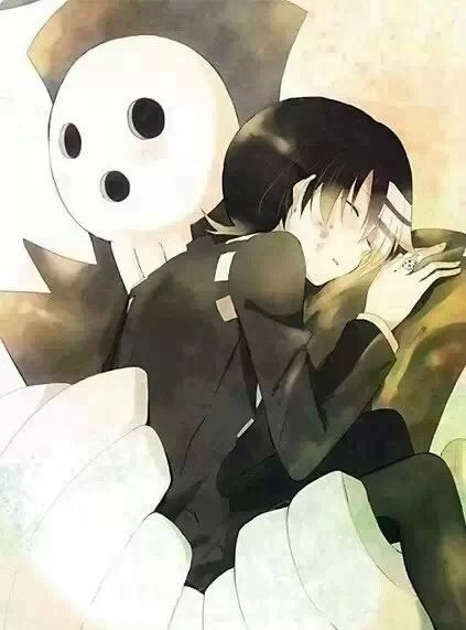 Death and son------ OMG that has got to be one of the cutest things I've ever seen In My life!!!