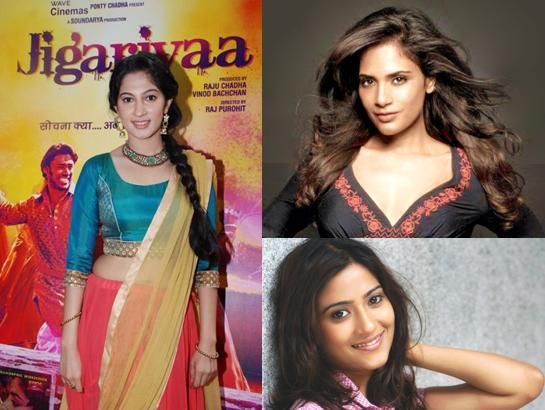 This weekend Bollywood releases had given a new level of fame for these teen deviya; Richa Chadda, Aditi Sharma and Cherry Mardia. These three young ladies are robbing hearts of millions and getting lots of appreciation for their work by critics too. For all of you, here is some thing more to know a