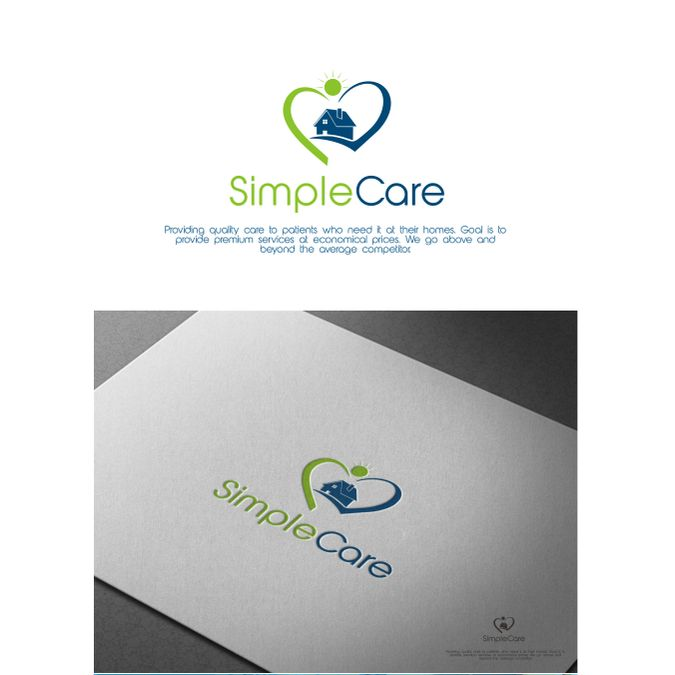 home health care logo design. Freelance Work Project  home health care logo by broker 07 77 best Logo images on Pinterest templates Logos and
