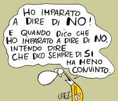 """IL RITMO DEL CORPO : SONO CAPACE DI DIRE """"NO""""?"""