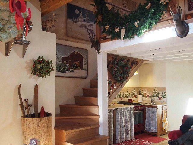 Oltre 25 fantastiche idee su case di montagna su pinterest - Mobili per case di montagna ...