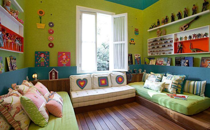 Quarto de gêmeos: veja soluções de decoração - Casa - GNT