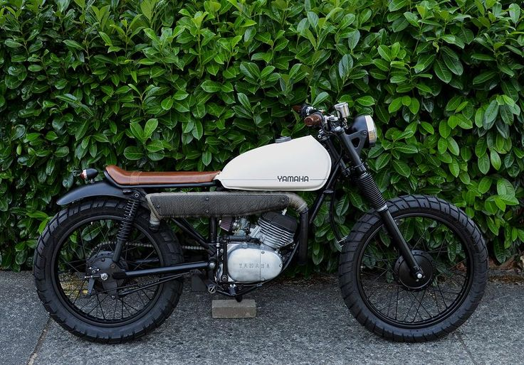 1975 Yamaha DT 125 - Street Tracker [u'Victoria City'], Victoria - MOBILE