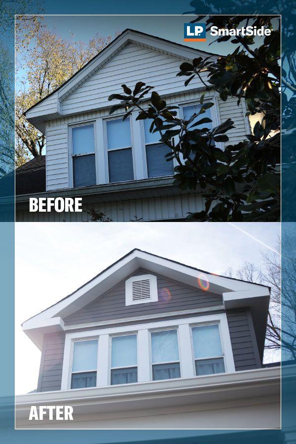 Siding Renovations Exterior Renovation Exterior Remodel House Exterior
