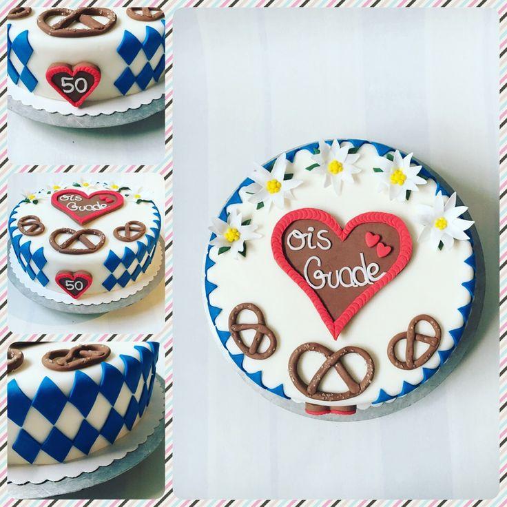 """Bayrische Torte """"Oktoberfest"""""""