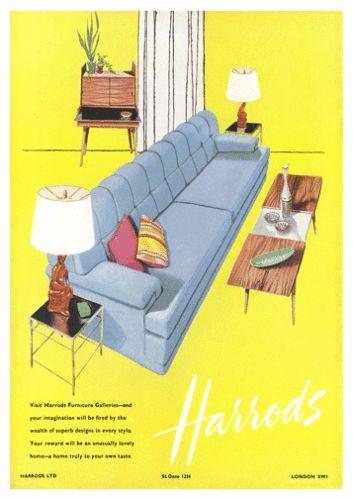 Modern Furniture Ads 267 best mid century advertising images on pinterest | vintage