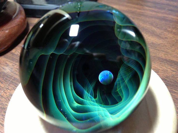 Antique Clear Glass Marbles and One Cloudy Marble in Velvet |Most Desirable Marbles Glass