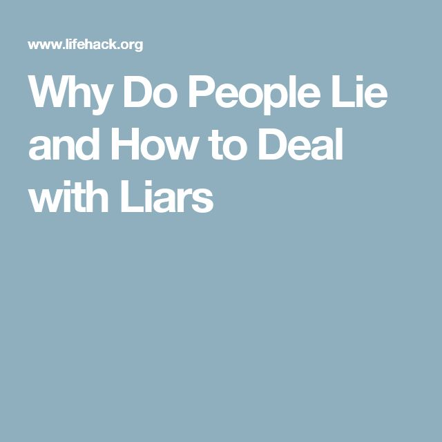 8 Reasons Why Lying Is a Bad Idea