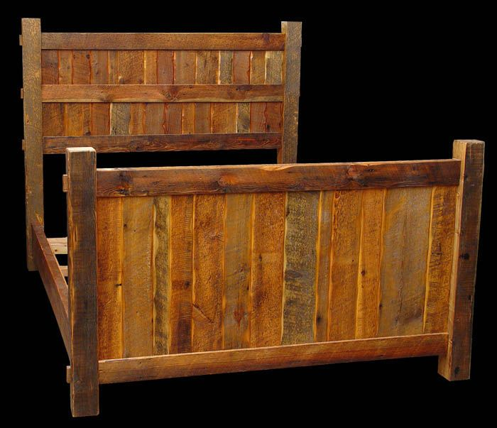 Rustic+furniture | Rustic Furniture Bed | Misty Mountain Custom Handmade  Furniture .