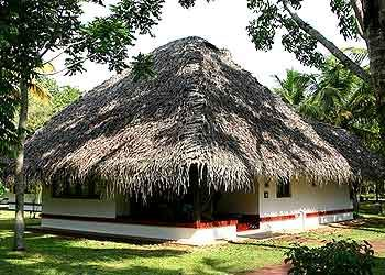 A Hut In Kerala India Find This Pin And More On Marari Beach Resort