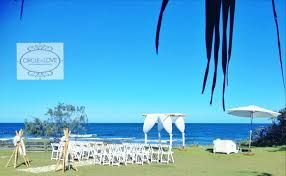 Looking for a wedding ceremony location check out Caloundra on the Sunshine Coast. 30 min from Maroochy airport and 60 min from Brisbane.