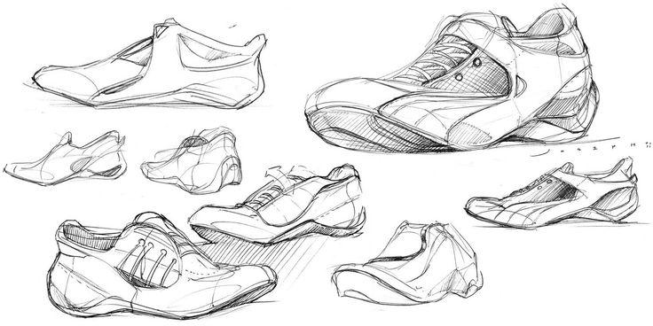 Resultado de imagen para shoes sketch