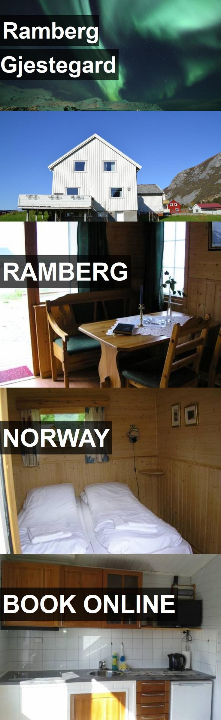 Hotel Ramberg Gjestegard in Ramberg, Norway. For more information, photos, reviews and best prices please follow the link. #Norway #Ramberg #travel #vacation #hotel
