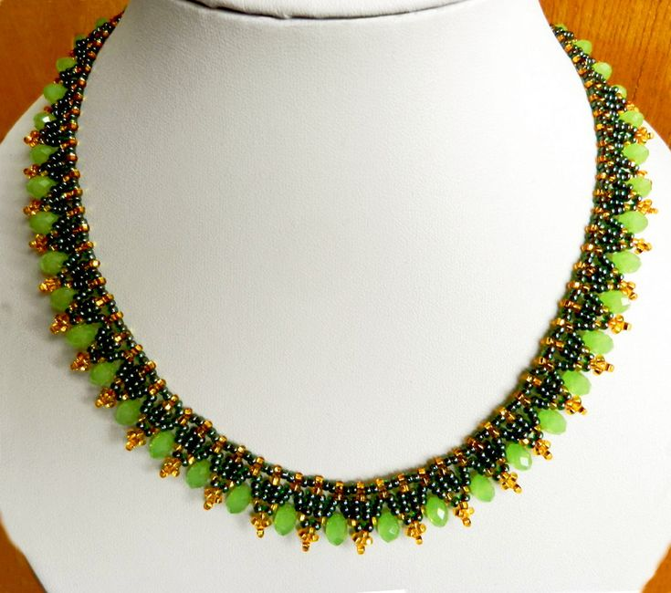 Free pattern for necklace May