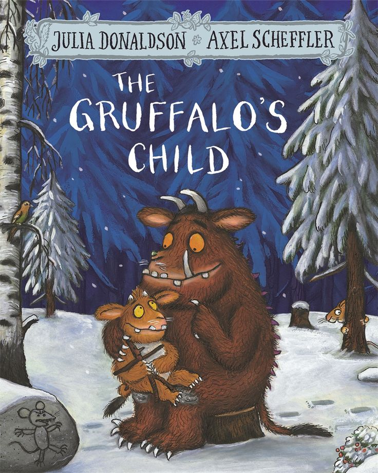 Our favourite books by Julia Donaldson