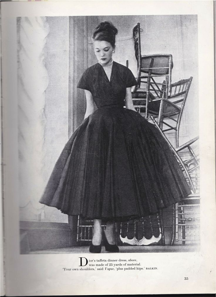 fashion history the new look 1950s Fashion history 1940's rationing, new look, 1950s, 50s accessories fashion semiotics, and body adornment, each retro fashion era, and future fashion trends.