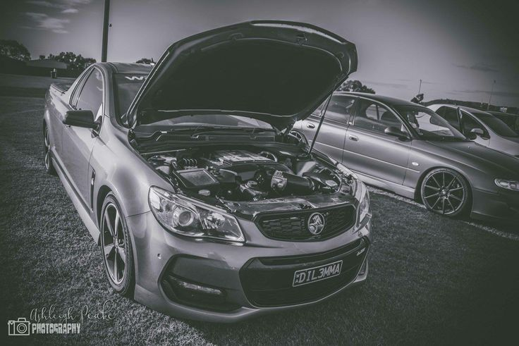 VF Gen 2 SS Black Edition with 547 Walkinshaw Supercharger Package https://www.facebook.com/ashleighpeakephotography/