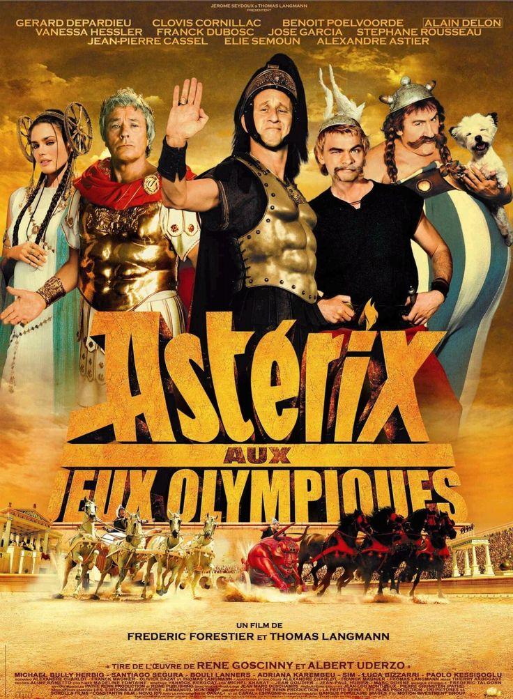 Astérix aux jeux olympiques : le box-office du film avec zoom ...