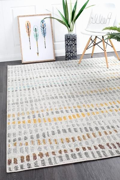 This stunning rug features a repeating stylish line pattern in muted tones for a calming, creative feel:  Luna 421 Multi Coloured Abstract Patterned Modern Rug https://www.rugsofbeauty.com.au/collections/luna-rugs/products/luna-421-multi-coloured-abstract-patterned-modern-rug?utm_content=buffercc1c7&utm_medium=social&utm_source=pinterest.com&utm_campaign=buffer Available in the following sizes:  230 x 160cm: $297.99⠀ ⠀  290 x 200cm: $427.99⠀ ⠀  330 x 240cm: $577.99⠀ ⠀  400 x 300cm: $947.99⠀…