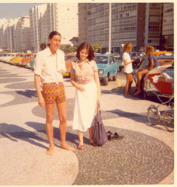 Rio de Janeiro in 1970s