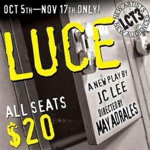 'LUCE' AT LCT3 November 3, 2013.
