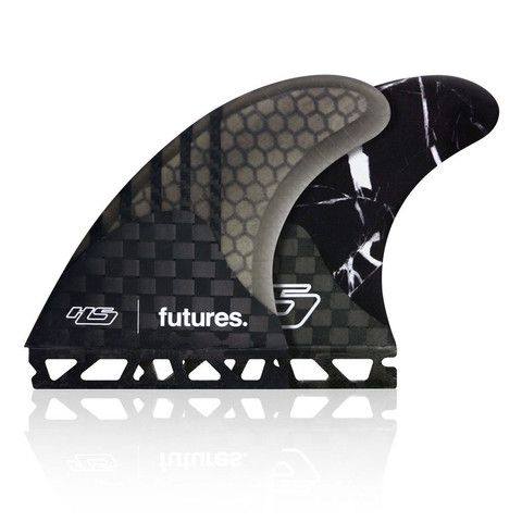 Shop Futures Fins Haydenshapes Generation Series HS1 Large Thruster Fins | Benny's Boardroom
