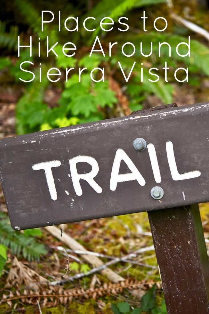 Sierra Vista has incredible hiking trails. We've picked out some of our favorite places to hike around Sierra Vista.