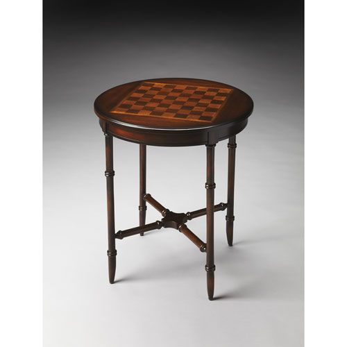 Somerset Cherry Game Table