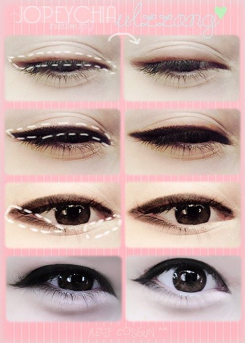 http://www.ferbena.com/beauty-tips-make-korean-eyeliner.html