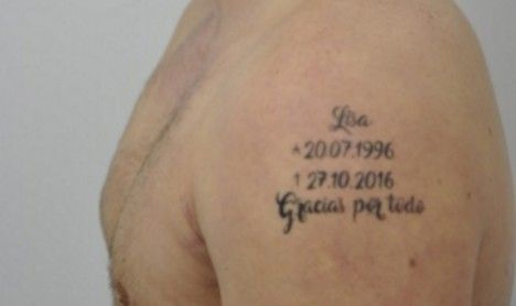 Spanish News in English: German murderer nabbed in Spain over 'RIP' tattoo .. http://www.spainnewsinenglish.website/2016/11/german-murderer-nabbed-in-spain-over.html