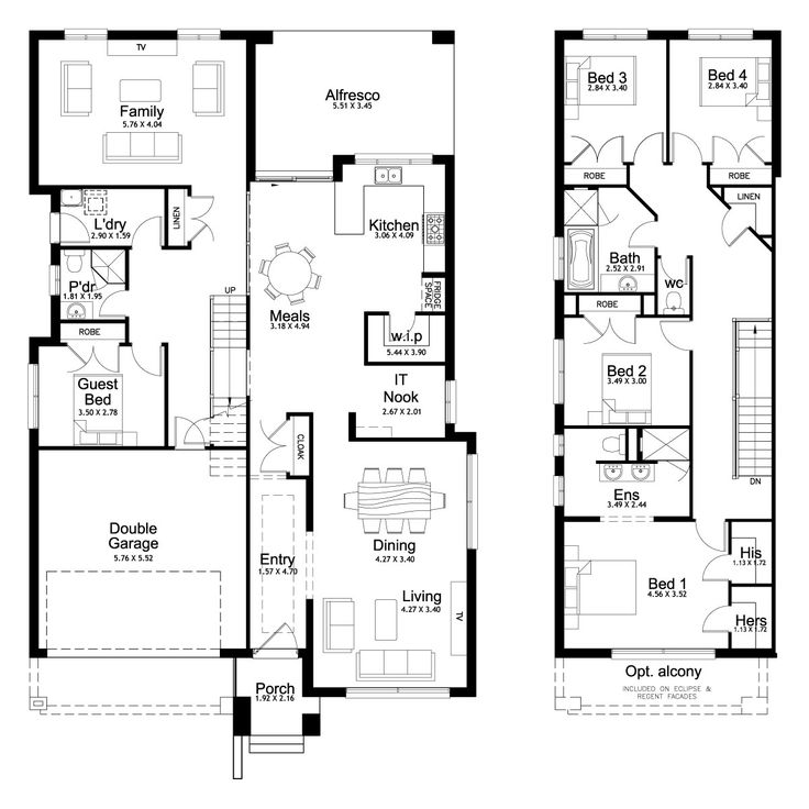 Split level project homes sydney