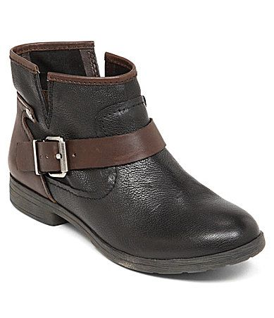 BCBGeneration Rough Booties #Dillards