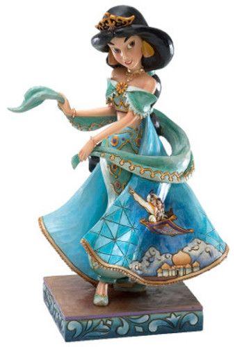 disney collectibles figurines | ... Shore Disney Traditions Aladdin Princess Jasmine Collectible Figurine